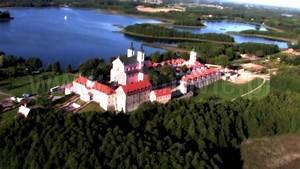 Klasztor Kamedu U0142 U00f3w Nad Jeziorem Wigry