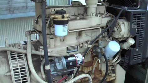 generator starter solenoid replacement  load test youtube