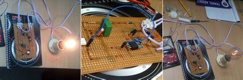 arduino powered lamp dimmer diy hacking