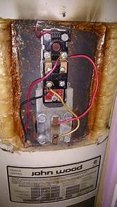 Electrical - Is This Electric Water Heater Wiring Correct