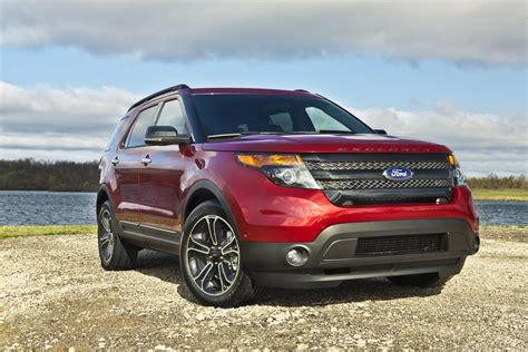 ford explorer sport officially rated   hp