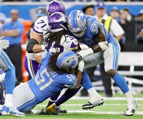 detroit lions  massive  point underdogs