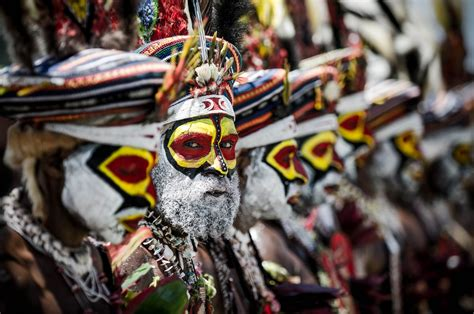 Papua New Guinea – Charles Fourtree