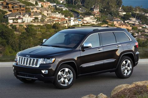 2013 Jeep Grand Cherokee Reviews And Rating