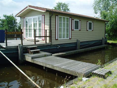 Woonboot Aalsmeer by Woonboot Jantsje Alde Feanen Verhuur En Bemiddeling
