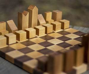 Mid, Century, Modern, Chess, Pieces, 5, Steps, With, Pictures