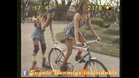 With octavio borro, andy botana, eric grimberg, carla mendez. JUGATE CONMIGO 1994 - Clip Chicas - YouTube