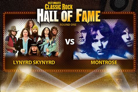 Lynyrd Skynyrd Vs Montrose  Ultimate Classic Rock Hall