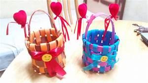 How to Make Kids DIY Foam Basket How to Make Kids DIY