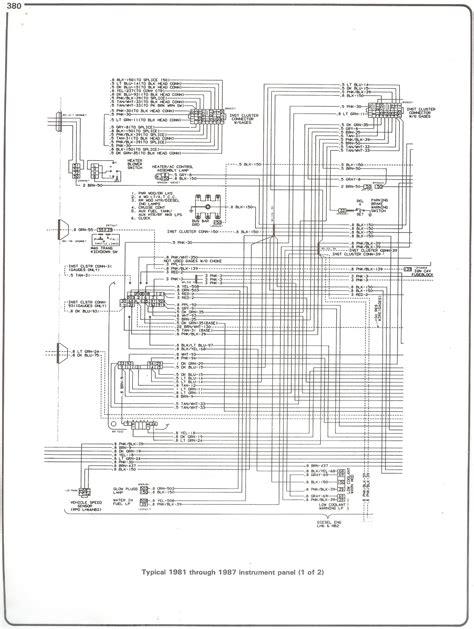 Fuel Gauge Cluster Wiring Woes Blazer Network