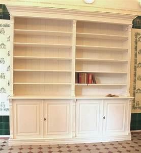 Regalwand Mit Türen : b cherregal wei mit t ren massivholz erle 250x240x40cm ebay ~ Michelbontemps.com Haus und Dekorationen