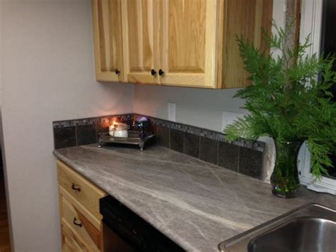 Soapstone Laminate Countertop by Formica Soapstone Sequoia Counter Top
