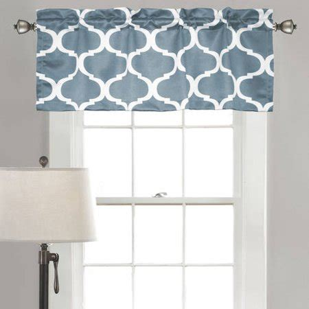 valance curtains walmart geo window valance walmart