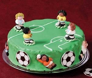 Fußball Torte Rezept : rezepte f r kinder kuchen und torten fu ball kuchen backen ~ Lizthompson.info Haus und Dekorationen
