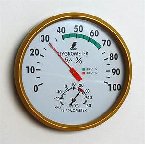 Thermometer  Hygrometer