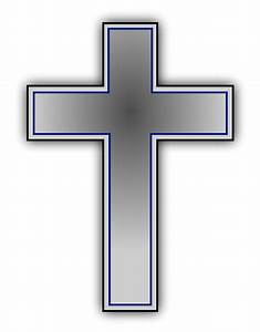 Crucifix With Transparent Background Clipart - Clipart Suggest