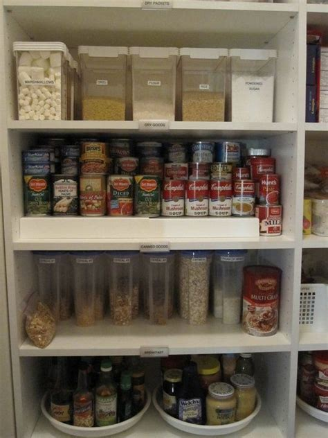 ideas for organizing kitchen pantry 76 best images about pantry organization ideas on pinterest productivity freezers and