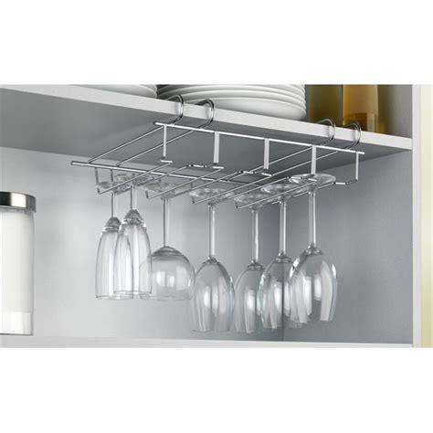 etagere pour placard cuisine porte verres pour placard et étagère wenko rangement de