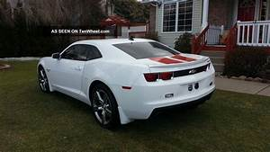 2011 Chevrolet Camaro Ss Coupe 2