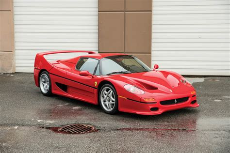 Mike Tyson's Ferrari F50 Is Up For Grabs [30 Images ...