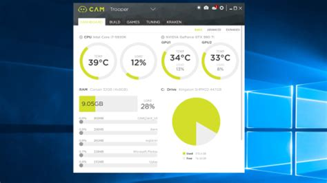 nzxt cam  review pc gamer