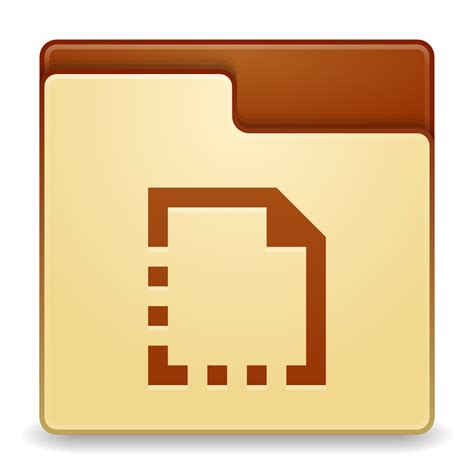 template icon places folder templates icon matrilineare iconset sora meliae