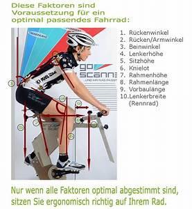 Rennrad Sitzposition Berechnen : ergoscanner ~ Themetempest.com Abrechnung