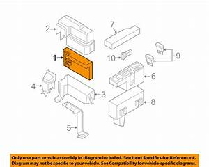 Circuit Electric For Guide  2007 Nissan Quest Fuse Box Diagram