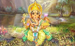 Lord Ganesha Wallpaper gallery | Gallery of God