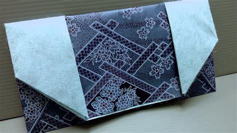 origami wallet  yuzen washi youtube