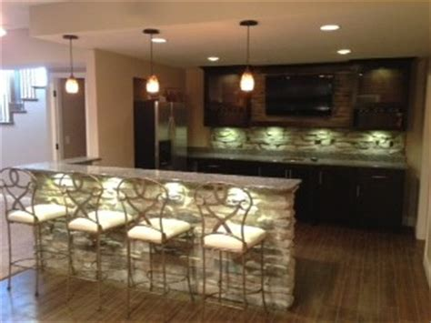 basement bar traditional basement st louis