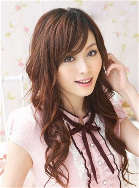 fashion collection japanese hairstyles