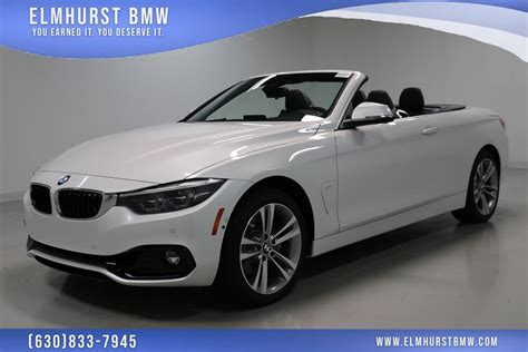 2019 Bmw 4 Convertible by New 2019 Bmw 4 Series 430i Xdrive Convertible Convertible