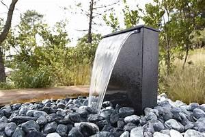 Fontaine Exterieur Zen : bassin fontaine jardin zen super d co ~ Nature-et-papiers.com Idées de Décoration