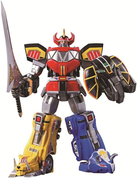 Magic Wolf Deck by Sh Figuarts Mighty Morphin Power Rangers Megazord Super