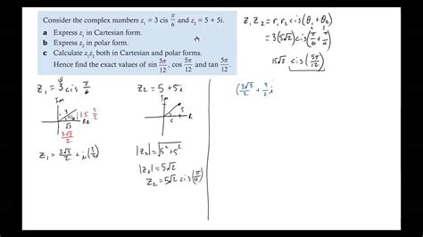 exles of multiplying and dividing complex vectors in