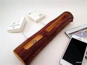 Ipad 4 Dockingstation : the handmade docking station for iphone 5 and ipad mini gadgetsin ~ Bigdaddyawards.com Haus und Dekorationen