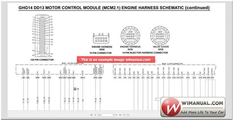 Detroit Diesel Series 50 Wiring Diagram by Detroit Wiring Diagrams Series 50 60 And More