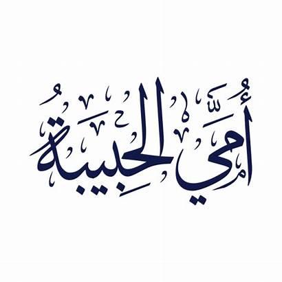 Calligraphy Arabic Araic Mother العربي الخط Vector