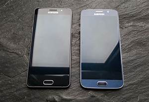 Samsung Galaxy A5 (2016) versus Galaxy S6: differences ...