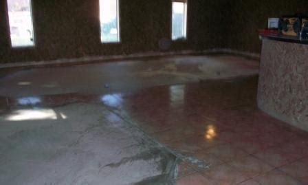 floor leveling compound tile blitz
