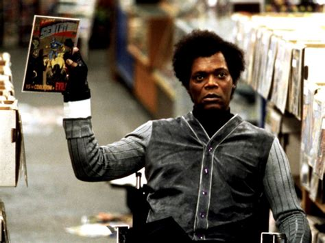 Unbreakable Sequel!! Want To See What Sam Jackson's Wig