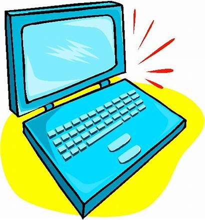 Laptop Cliparts Laptops Clipart Animaatjes Bild