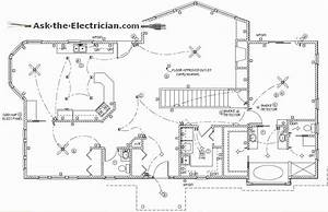 diagram electrical wiring With open house wiring box