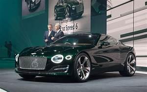 Futur Auto : bentley exp 10 speed 6 concept vive le futur guide auto ~ Gottalentnigeria.com Avis de Voitures