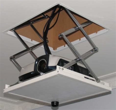 mounting clip projector   ceiling