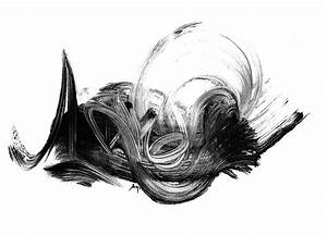 Black And White Abstract Art Print | Contemporary abstract ...