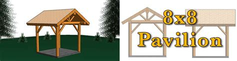 8x8 log pavilion meadowlark log homes