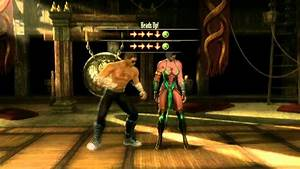 Mortal Kombat 9 - Johnny Cage Fatality #1 HD - YouTube