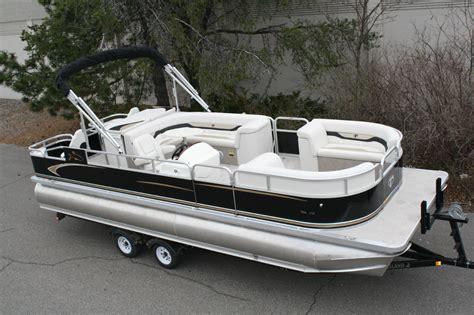 Tritoon Boats Price by Special New 24 Ft High Tritoon Pontoon Boat Boat For